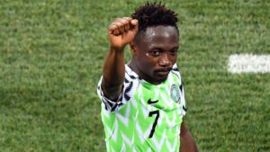Visa delay holds up Ahmed Musa's transfer to West Brom as he remains stuck in Nigeria
