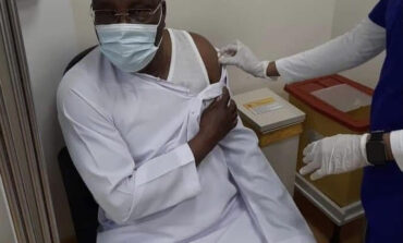 Nigerian plans to vaccinate 72m of its citizens against Covid-19 at a cost of $8 per shot