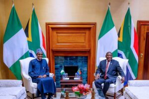 No matter how you look at it, President Buhari has to create a United African Presidential Front to work with the Biden administration