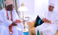 Buhari and Ooni meet in Abuja to reduce tension over activities of Fulani herdsmen