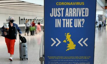 UK introduces new travel restrictions making it mandatory for visitors to take Covid-19 tests