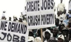 I have just been doing some arithmetic and realise that Nigeria needs to create about 5.2m jobs a year