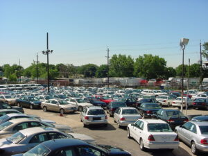 Nigeria set to spend a whopping $7.8bn importing used cars and motorcycles in 2021