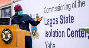 Lagos State government opens new cylinder plant at Infectious Diseases Hospital in Yaba