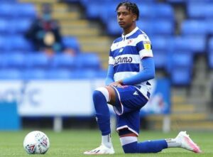 Leeds look to sign Nigerian-born midfielder Michael Olise from Reading in £8m move