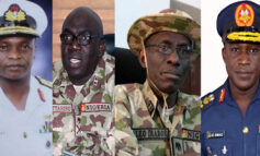 10 tasks Nigeria's new service chiefs should set themselves