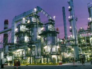 Nigeria only attracted 4% of the oil and gas investment into Africa over a four year period