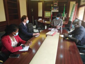 PDP tells Britain that APC is threatening Nigerian democracy by breaching rule of law