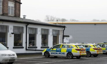 Nine Metropolitan Police officers fined £200 each for eating in a cafe in breach of  Covid-19 protocols