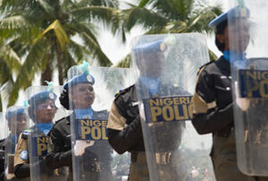 Nigerian policewoman sacked for getting pregnant under archaic law that has now been scrapped