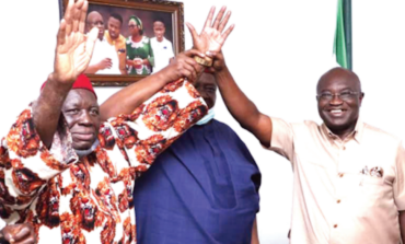 Former ambassador to US and Israel Prof George Obiozor elected new Ohaneze Ndigbo president