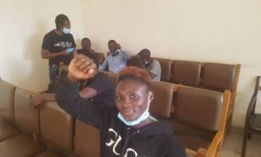 Abuja court dismisses charges against four #EndSARS protesters arrested for demonstrating peacefully