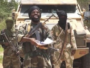 Boko Haram leader Abubakar Shekau scoffs at new service chiefs saying they will achieve nothing