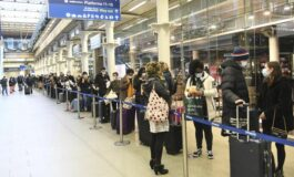 UK imposes blanket travel ban on 11 African nations to contain new Covid-19 South African strain