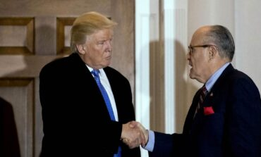 Trump blames Giuliani for his impeachment and refuses to pay him his agreed legal fees