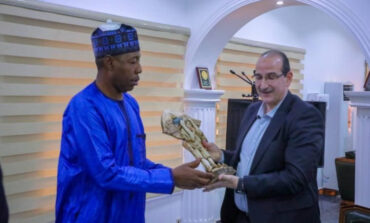 Governor Zulum blasts rich Arab nations for not doing enough to help Borno State