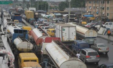 Apapa's port congestion expected to ease after it is linked with Lagos-Ibadan railway line
