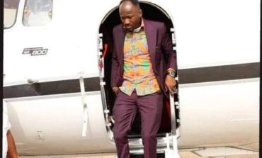 Controversial Apostle Suleman buys his third private jet during Covid-19 lockdown