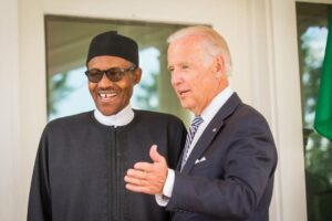 Buhari should kick off Ngozi's tenure by striking a trade deal with Biden that involves repealing all homophobic laws in exchange for annual US foreign direct investment of $50bn