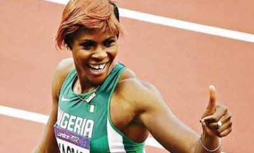 Blessing Okagbare enters Guinness Book of Records with highest number of Diamond meet entries