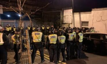 Metropolitan Police raid boat party and fine 72 revellers £800 each for breaching protocol guidelines