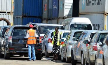 Buhari cuts import duty on imported cars by 30% to 5% and scraps tariffs on aviation parts