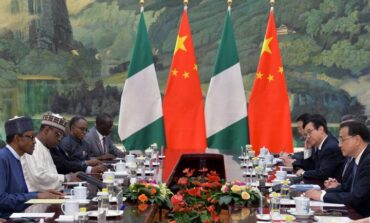 Chinese trade with Nigeria continues to balloon surpassing the total with the rest of Africa