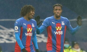 Zaha cautions Ebere about the dangers of opting to play for England ahead of Nigeria