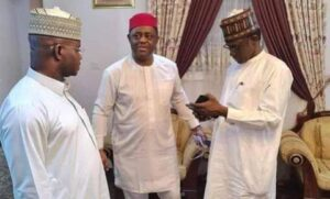 APC governors make it clear that Femi Fani-Kayode will not be accepted into the party