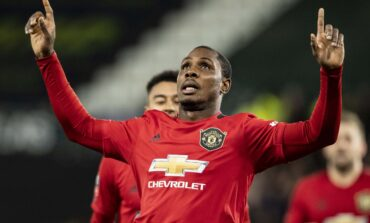 Ighalo to get over his Manchester United nightmare with a switch to Saudi club Al-Shabab