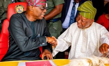 Former Lagos State governor Lateef Jakande passes away at the ripe old age of 91
