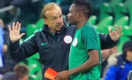 Rohr warns Ahmed Musa that he needs to find a club if he wants to remain part of the Eagles