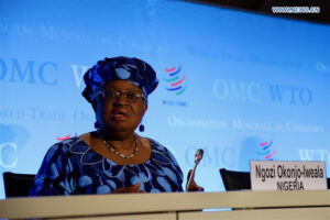 Biden poised to endorse Ngozi as WTO boss after South Korea's Yoo Myung-hee withdraws from contest
