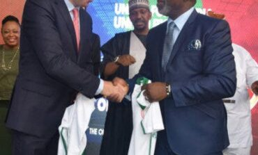 Nigerian Football Federation agrees deal with UK digital management  company AJ Consult