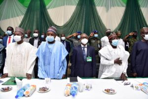 Seven northwest governors meet with security chiefs and ask for more time to establish ranches