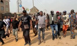 Nnamdi Kanu warns that all hell will be let loose of security forces arrest Sunday Igboho