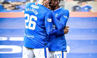 Joe Aribo and Leon Balogun win the first league titles of their careers with Glasgow Rangers