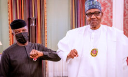 Buhari and Osinbajo to be vaccinated this Saturday as part of campaign to allay public fears