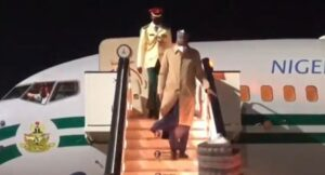 Buhari refrains from handing over to Osinbajo during his two week medical leave in the UK