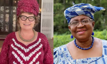 British high commissioner to Nigeria joins Ngozimania fad with 20 second video dressed in ankara