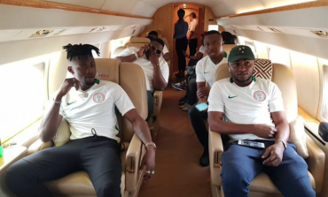 NFF considers flying British based Super Eagles for qualifiers in private jet to beat Covid-19 restrictions