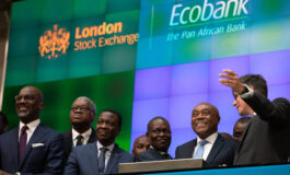 Ecobank Nigeria lists $300 unsecured bond on London Stock Exchange as it seeks more investors