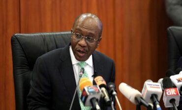 CBN throws $5.62bn at the naira in fourth quarter of 2020 to halt its slide on global money markets