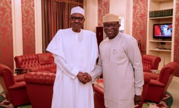 Fayemi says money raised from kidnapping is being used to fund Boko Haram insurgency
