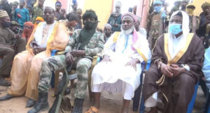 Gumi defends his meetings with bandits saying government officials were always present