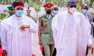 Niger Republic confers its highest national award on Buhari in recognition of his brotherliness