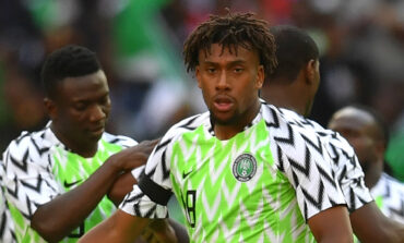NFF set for showdown with Benin Republic amid fears that Iwobi's Covid-19 positive test was a fake