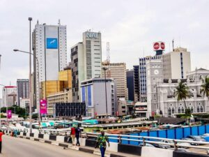 If we restructured Nigeria today and got 100% resource control, the first thing we would have to do is develop Lagos into a global financial centre so it can power the economies of all the other states