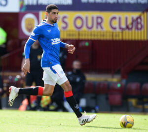 Leon Balogun commits to extending his stay at Glasgow Rangers for at least another season