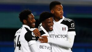 Fulham plan to offer Aina, Lookman and Maja permanent deals if they avoid relegation